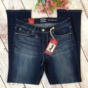 Signature Levi Strauss High Rise Slim Jeans NWT